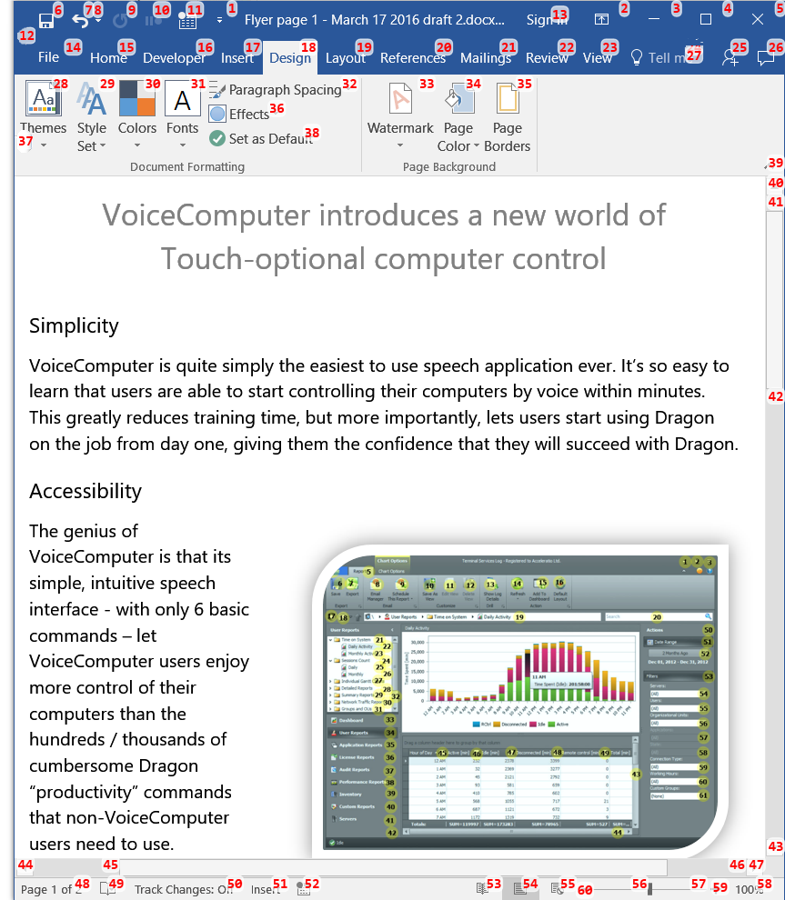 voicecomputer intag interface