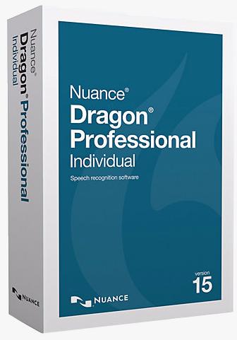 Dragon Professional Individual 15 (DPI 15)